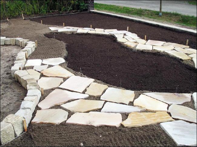 gartenwege naturstein – msglocal, Gartenarbeit ideen